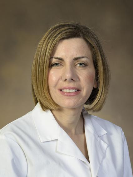 Nathalie C Zeitouni, MDCM, FRCPC