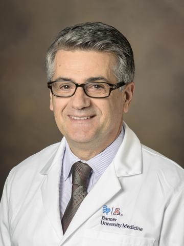 Baldassarre Stea, MD, PhD