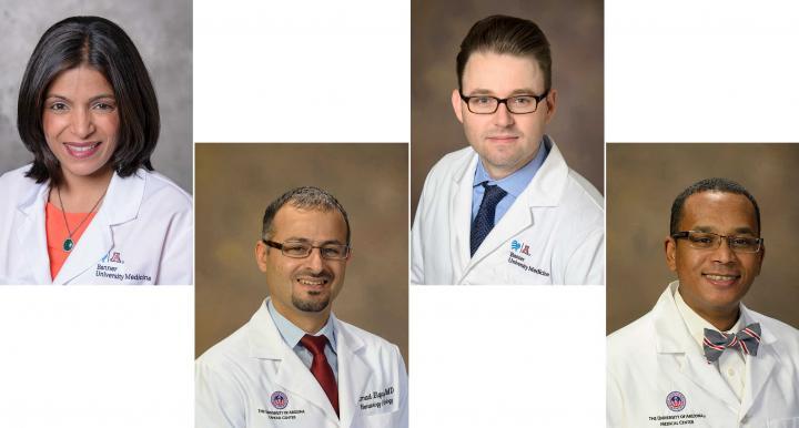 Rachna Shroff, MD, Emad Elquza, MD, Aaron Scott, MD, Hani Babiker, MD
